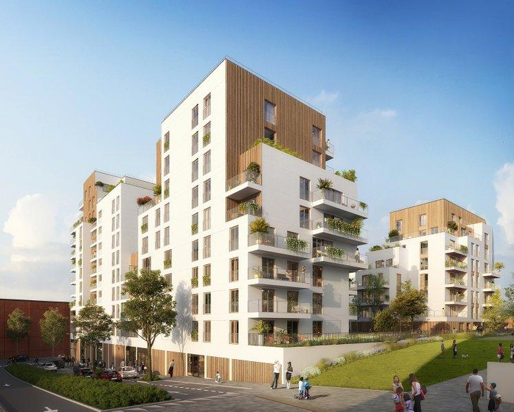 Appartements neufs Rosny-sous-bois - Vertuose