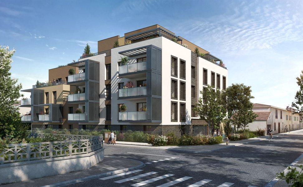 Appartements neufs Sainte-foy-lès-lyon - Theia