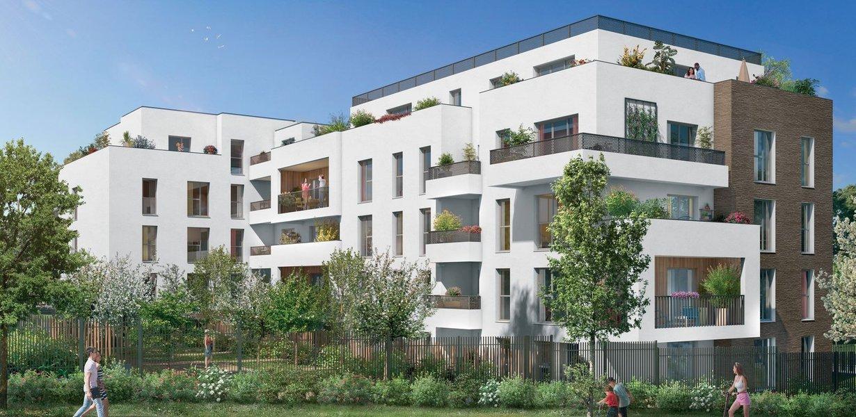 Maisons et appartements neufs Lagny-sur-marne - Oxygène