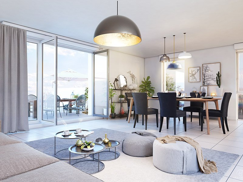 Appartements neufs Toucy - Colombus