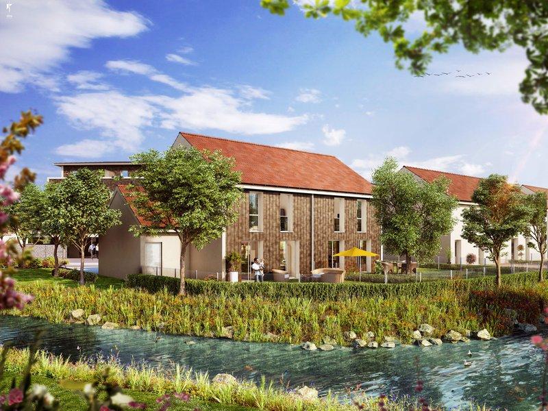 Maisons neuves Déville-lès-rouen - Urba Verde 2