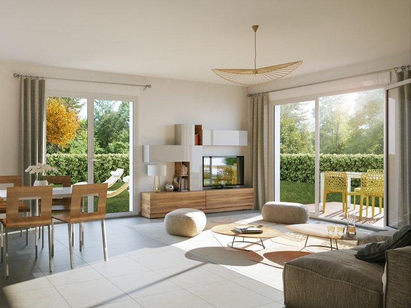 Appartements neufs Parempuyre - Le Bel'r