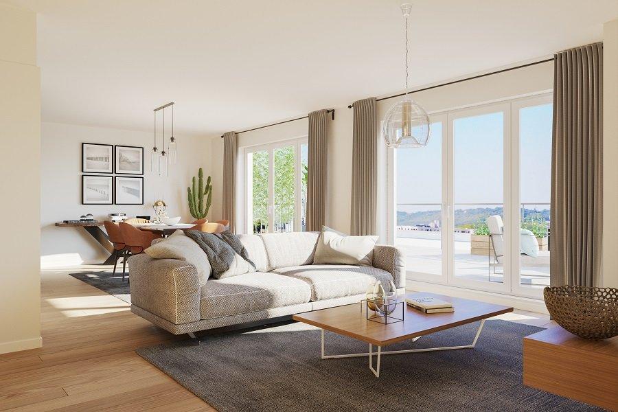 Appartements neufs Rouen - Solarium