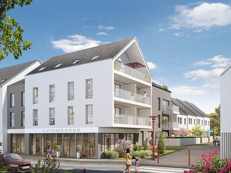Appartements neufs Saint-gilles - Ker Gilly - Ty Gilly