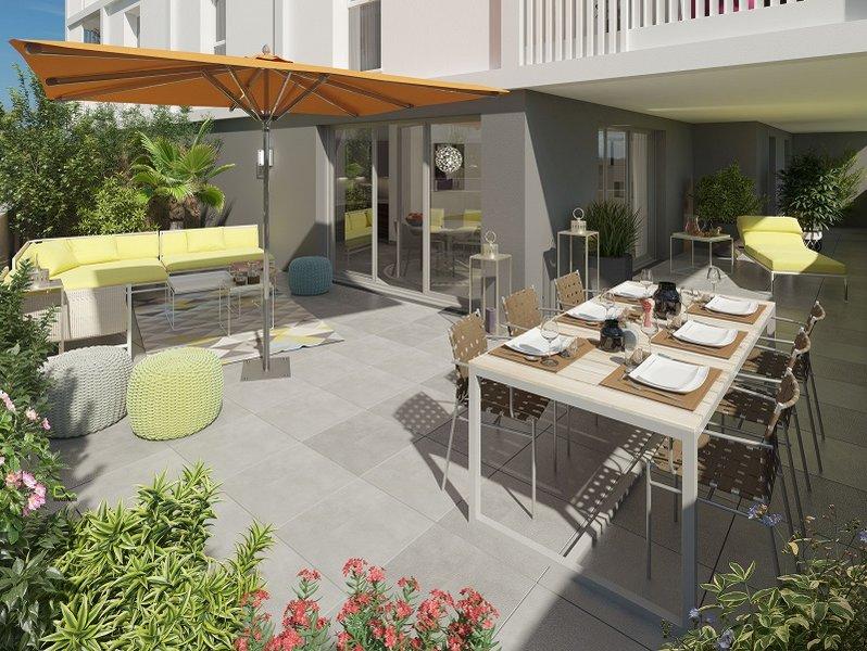 Appartements neufs Marseille - Domaine Montgolfier