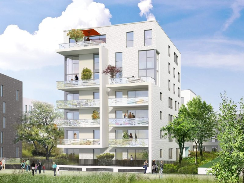 Appartements neufs Juvisy-sur-orge - Les Passerelles 2