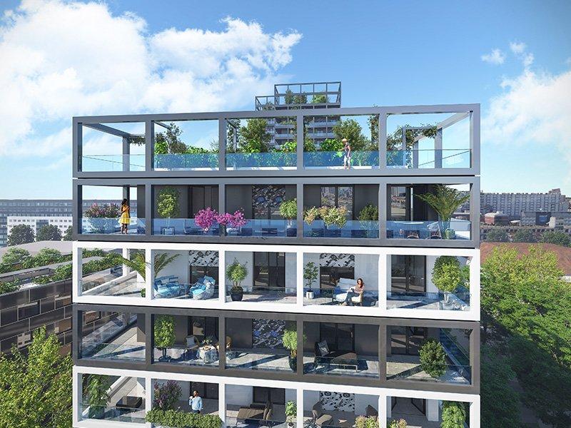 Appartements neufs Gennevilliers - Black Shine