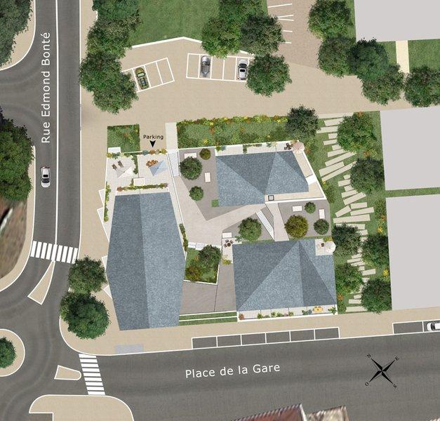 Appartement neuf Ris-orangis - Lumières De Seine
