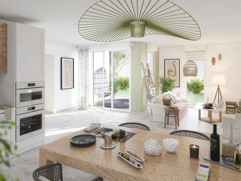 Appartements neufs Le Lavandou - Eleganza