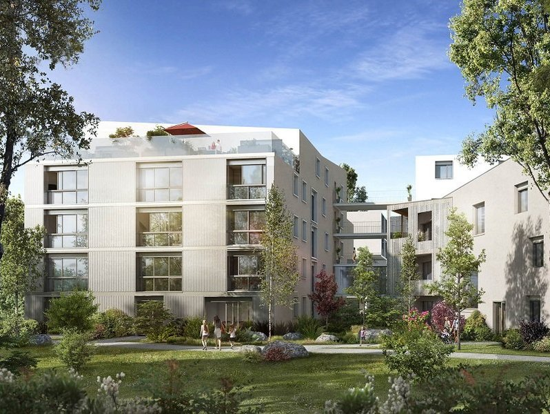 Appartements neufs Orvault - Néo Impulsion