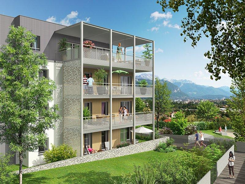 Appartements neufs Epagny Metz-tessy - Emblem