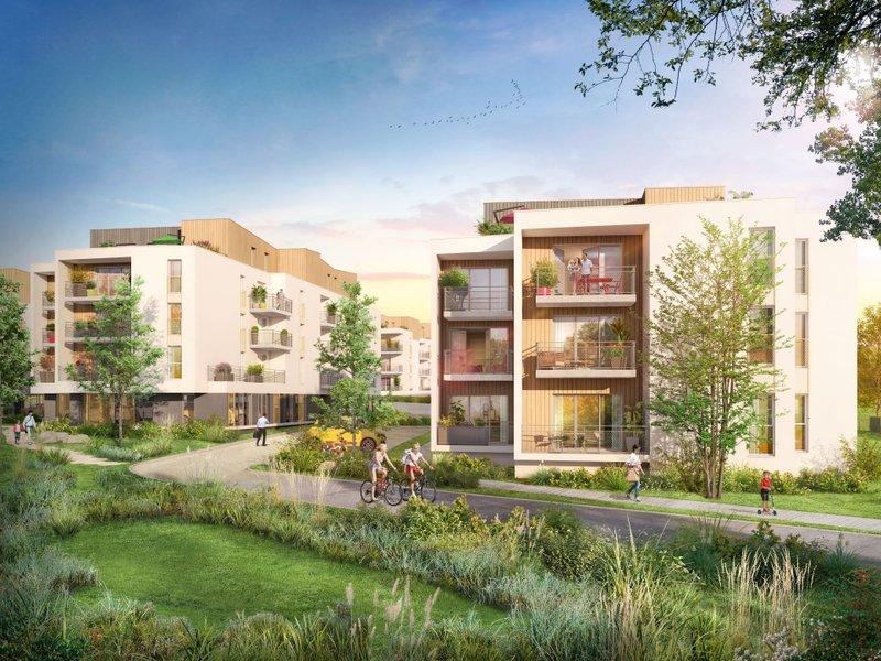 Appartements neufs Nort-sur-erdre - Coeur Bocage