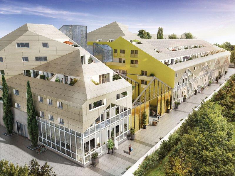 Appartements neufs Bordeaux - Home