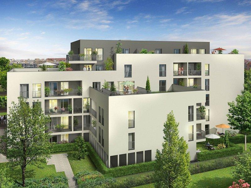 Appartement neuf Villeurbanne - Signature
