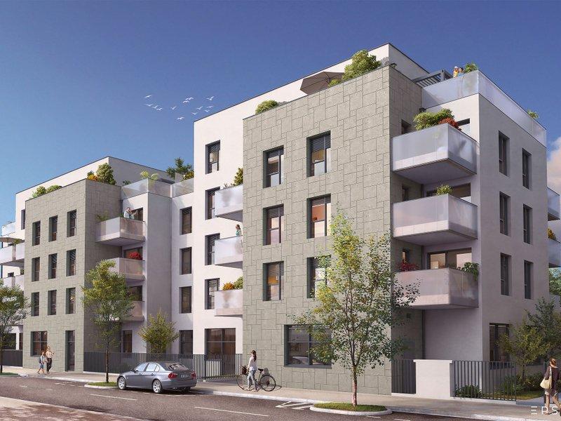 Appartements, maisons neufs Lyon - Esprit Lumière