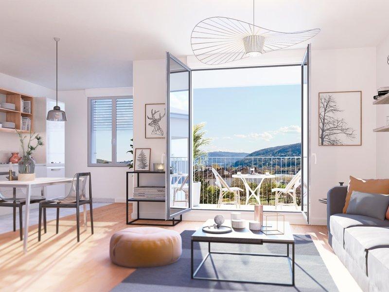 Appartement neuf Albigny-sur-saône - Oreades
