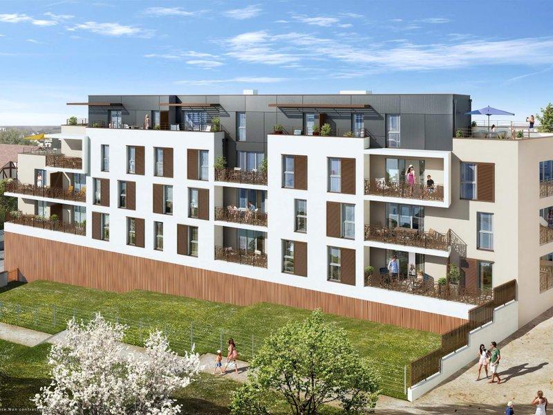 Appartement neuf Joué-lès-tours - New Urban