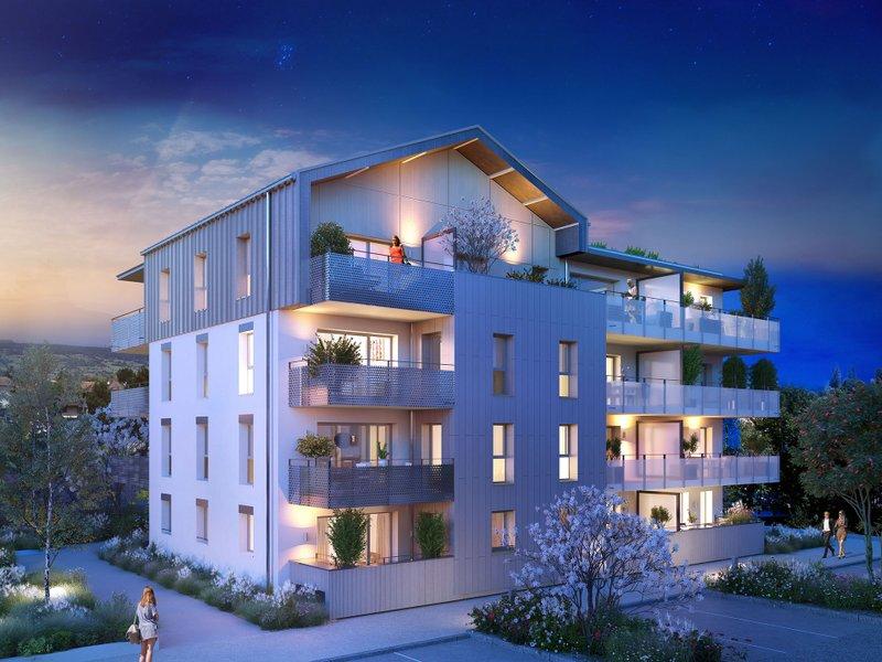 Appartements neufs Bons-en-chablais - Imagine 2