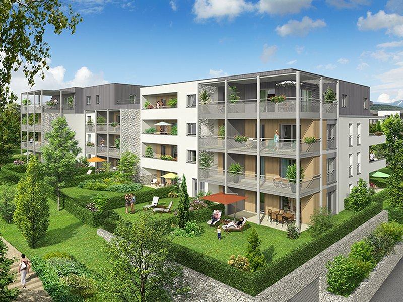 Appartement neuf Epagny Metz-tessy - Emblem
