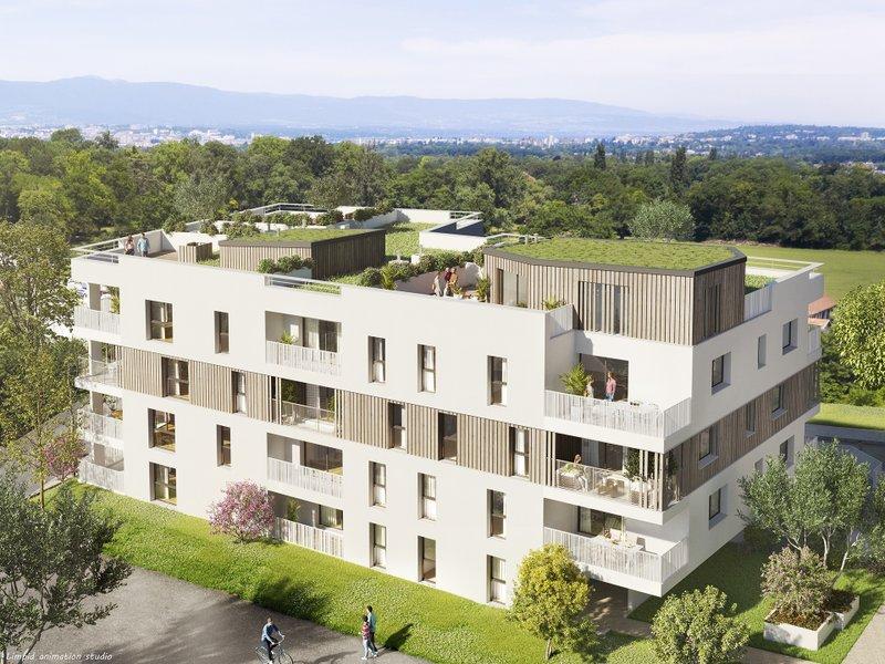 Appartements neufs Collonges-sous-salève - Eden Roze