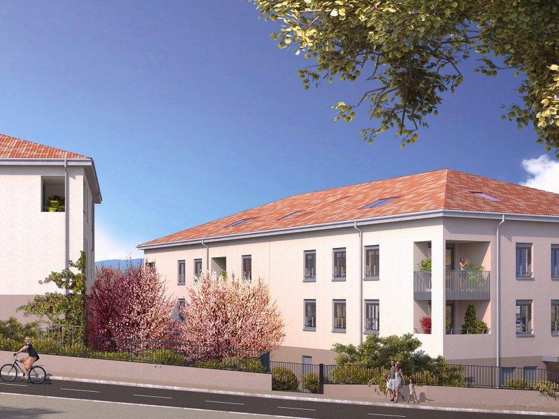 Appartement neuf Albigny-sur-saône - Les Oréades