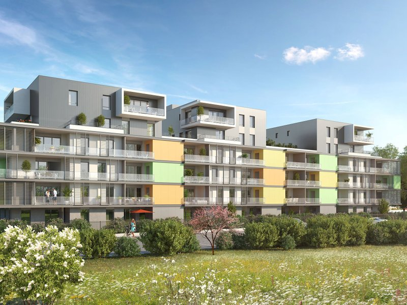 Appartements neufs Saint-genis-pouilly - Graphik