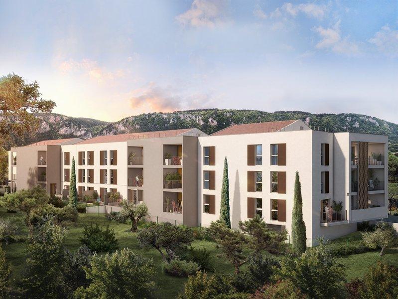 Appartements neufs Cuges-les-pins - Le Jas Des Pins