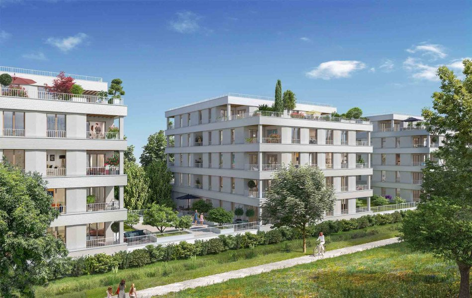 Appartement neuf Bordeaux - Urb'in