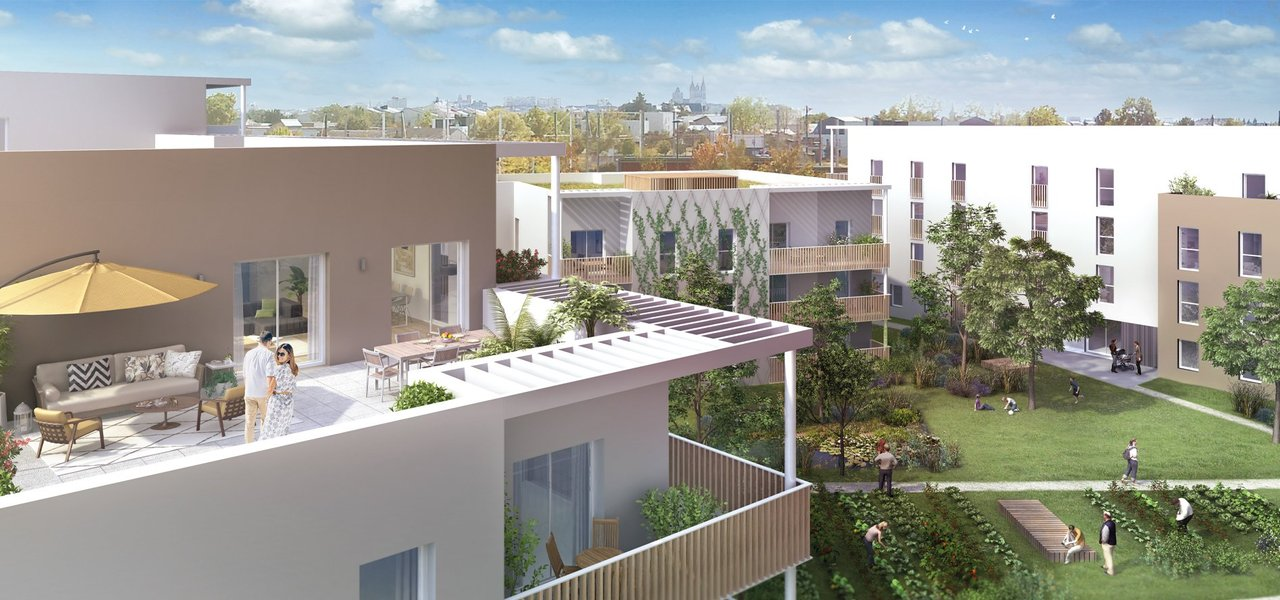 Appartements neufs Angers - Preface