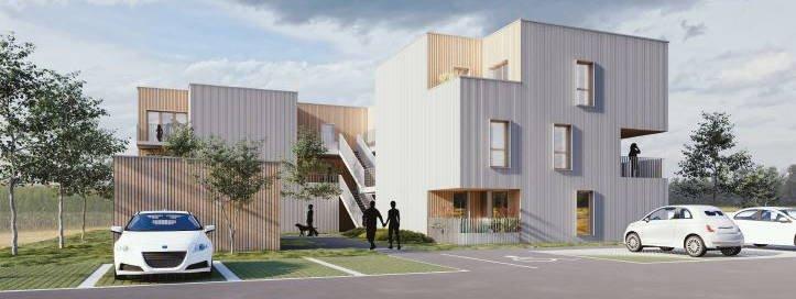 Appartement neuf Blainville-sur-orne - Blainville-sur-orne à 10 Min De Caen