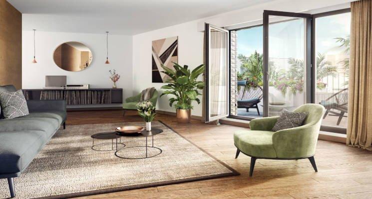 Appartements neufs Châtenay-malabry - Chatenay-malabry En Face Du Parc De Sceaux