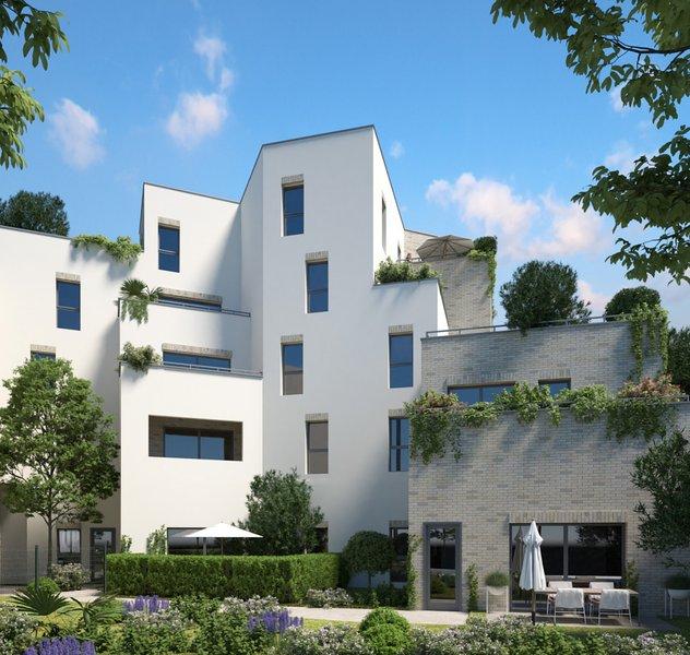 Appartements neufs Nantes - Nantes à Deux Pas Du Tramway Chantiers Navals