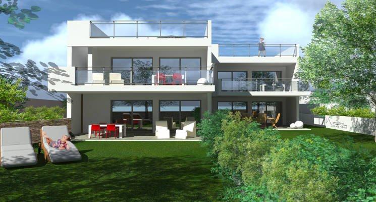 Appartement neuf Saint-raphaël - Saint-raphaël Face Au Port De Santa Lucia