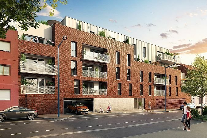 Appartements neufs Tourcoing - Tourcoing Proche Du Jardin Botanique