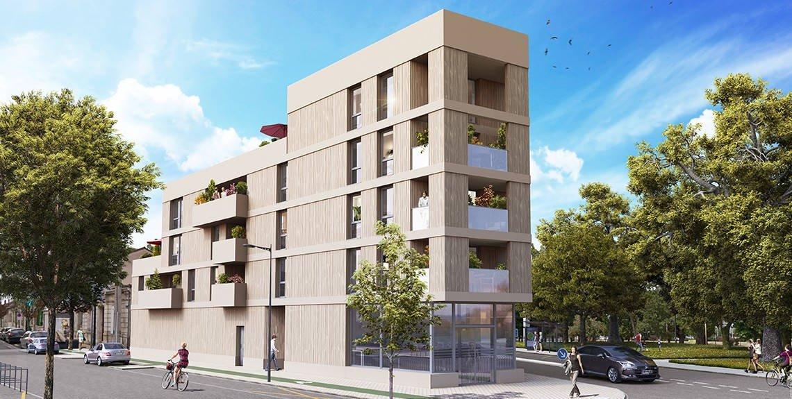 Appartements neufs Bordeaux - Bordeaux Caudéran Secteur Bel Air