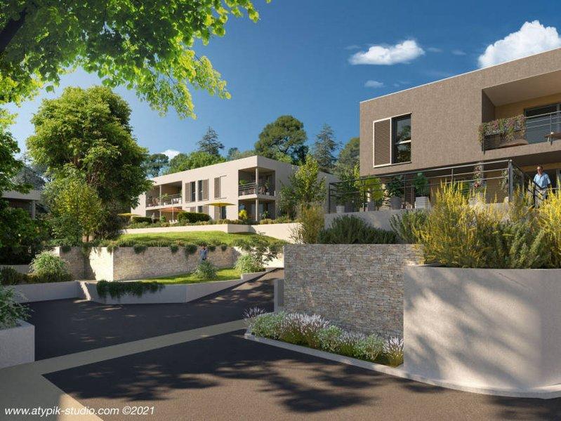 Appartements neufs Les Angles - Les Angles Au Coeur D'un Domaine Boisé
