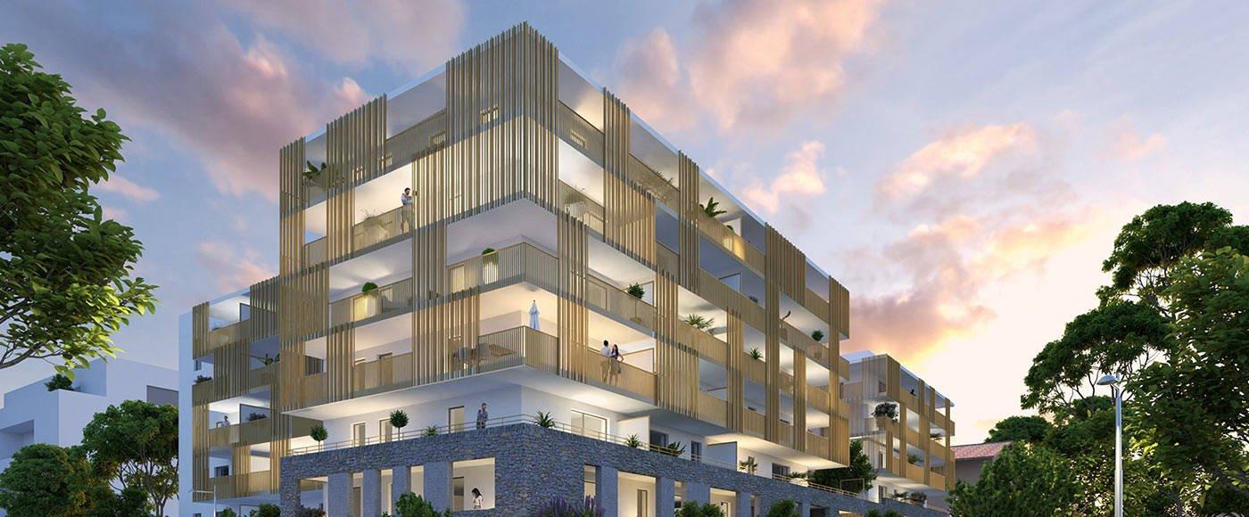 Appartement neuf Montpellier - Montpellier Au Coeur D'ovalie