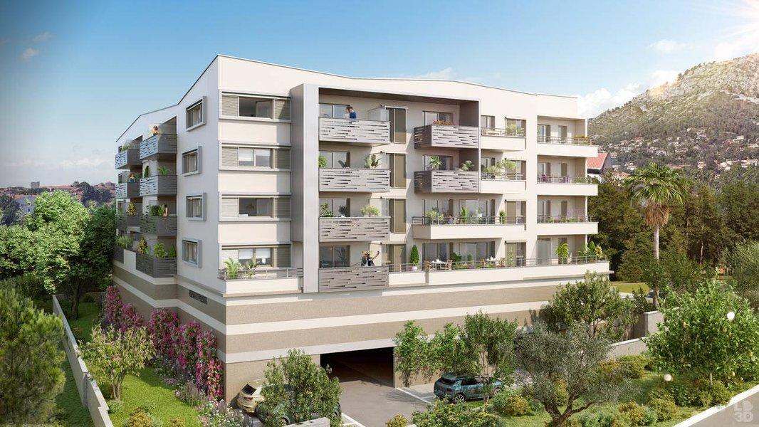 Appartements neufs Toulon - Toulon Au Coeur Du Quartier De Brunet
