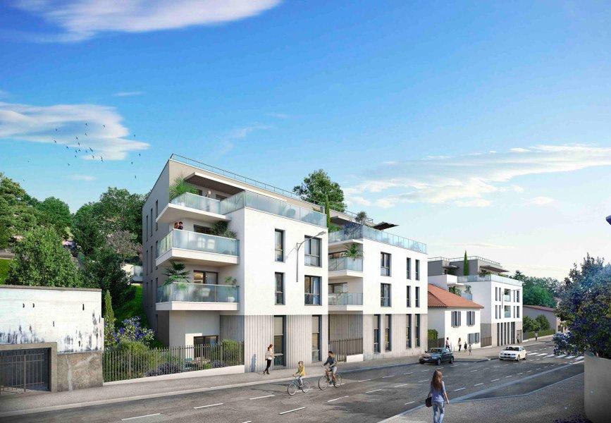 Appartements neufs Rillieux-la-pape - Rillieux-la-pape Proche Place Canellas
