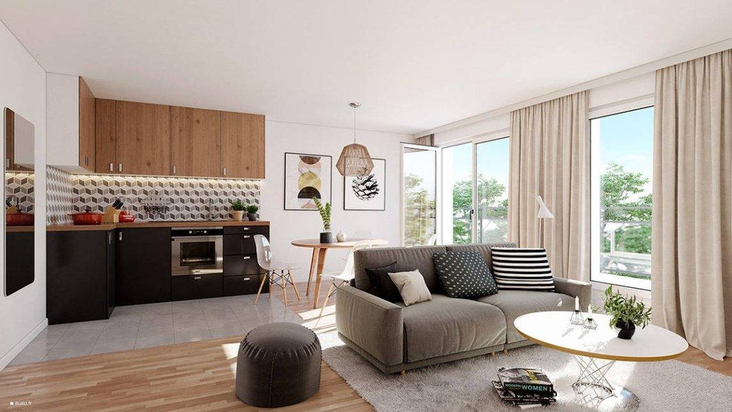 Appartements neufs Cabourg - Cabourg à 1km De La Plage