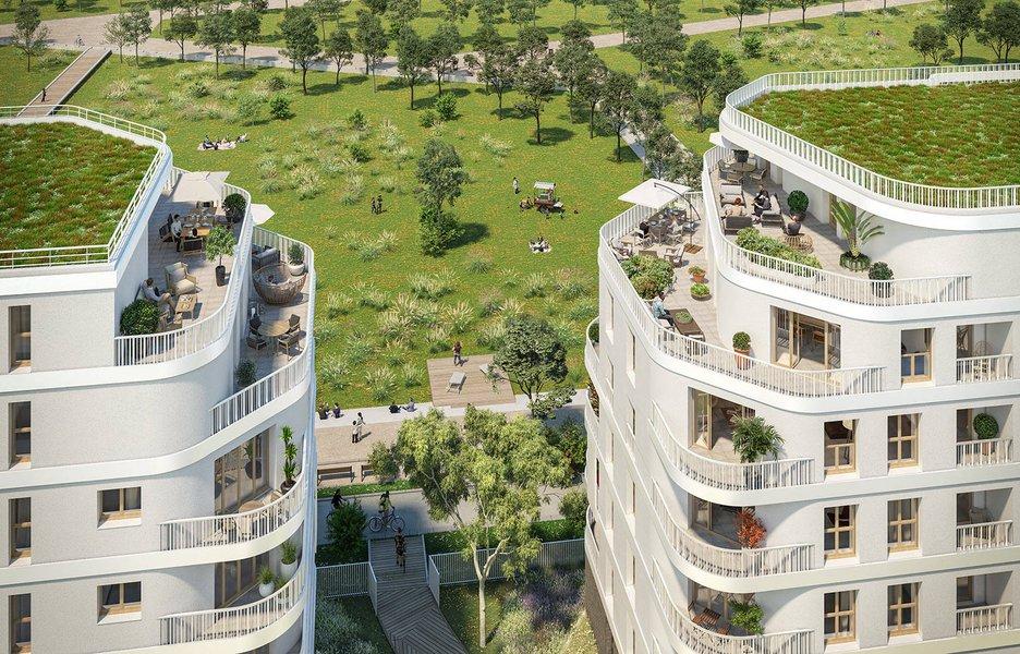 Appartements neufs Poissy - Poissy Proche Gare Et Centre-ville