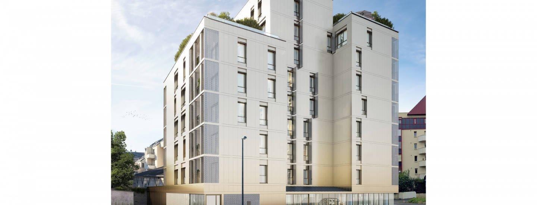 Appartements neufs Rennes - Rennes à Proximité Des Bords De L'ille