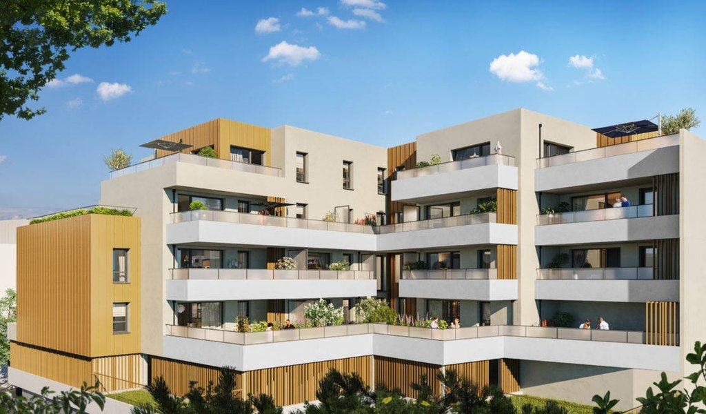 Appartements neufs Annecy - Annecy Meythet Centre-ville