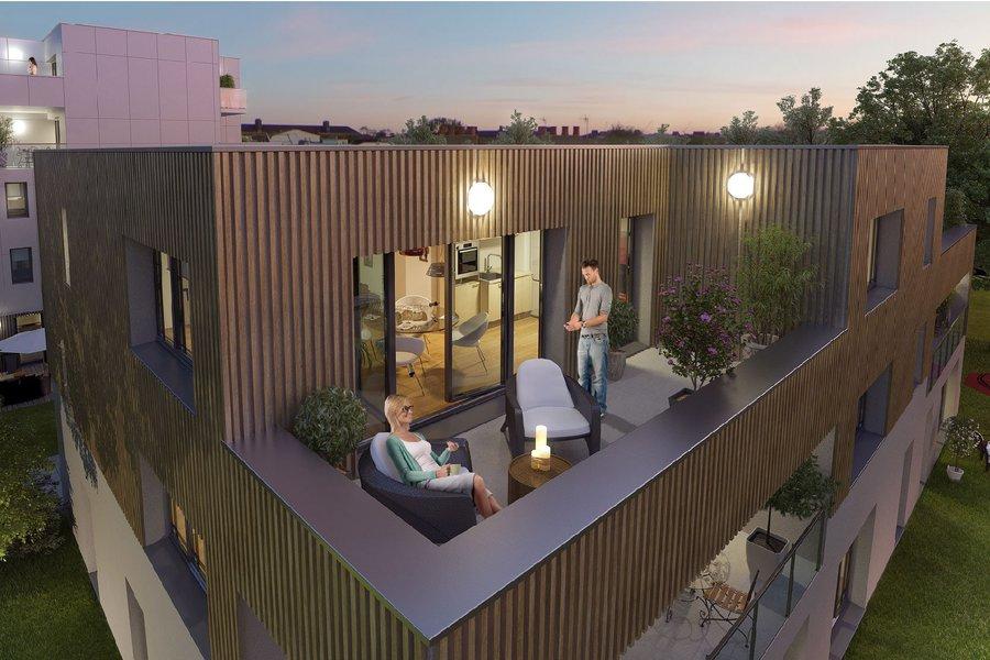 Appartements neufs Linselles - Linselles à 10 Min De La Frontière Belge