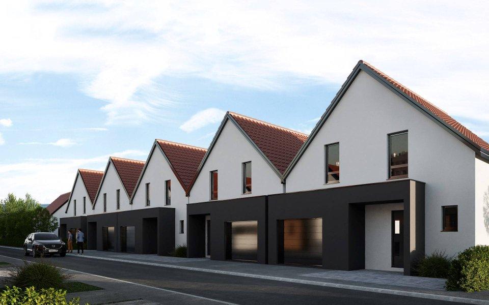 Maison neuve Hochfelden - Hochfelden Proche Centre-bourg