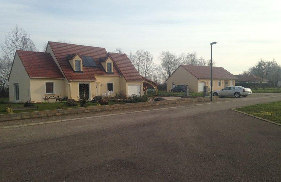 Terrains  Auvillars-sur-saône - Le Clos Des Vignes