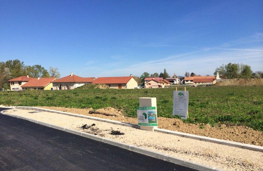 Terrains  Les Abrets En Dauphiné - Parc Bisso