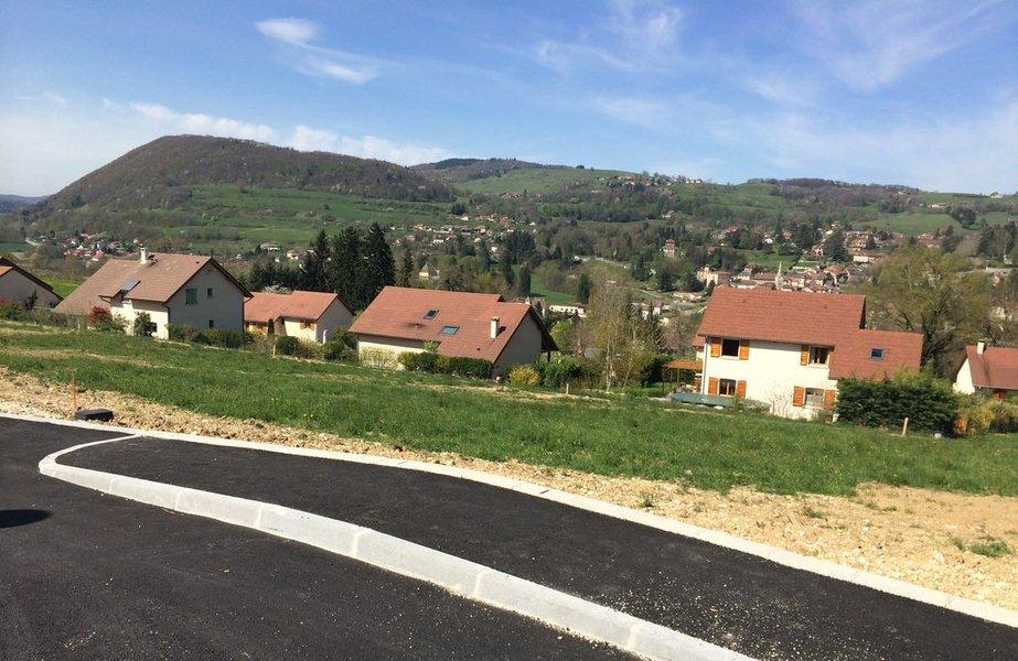 Terrains  Saint-geoire-en-valdaine - Les Hauts De Champ Morel