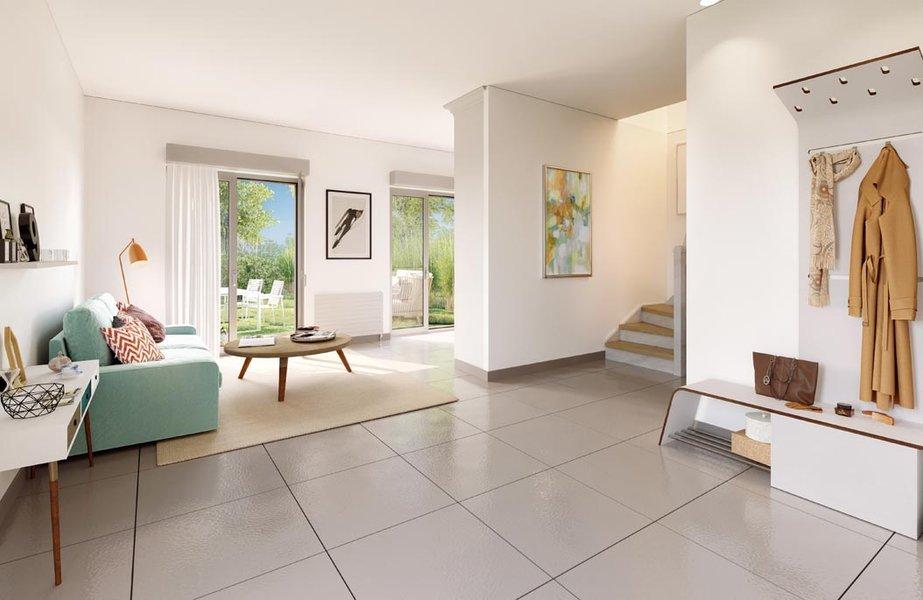 Maisons neuves Grisy-suisnes - Les Jardins De Villemain
