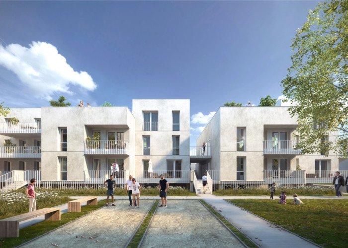 Appartements neufs Amiens - Garden District